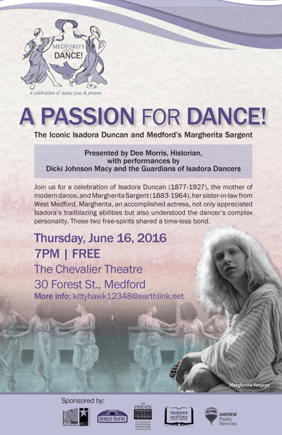 Medfords Gotta Dance Flyer V3